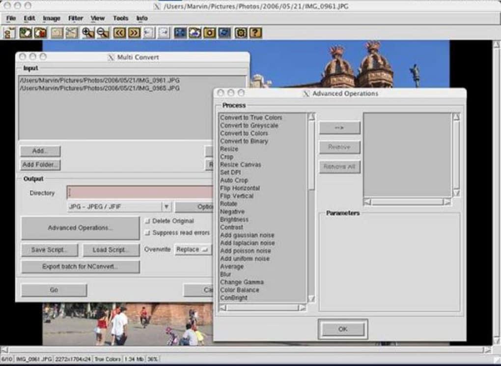 xnview pour mac en français