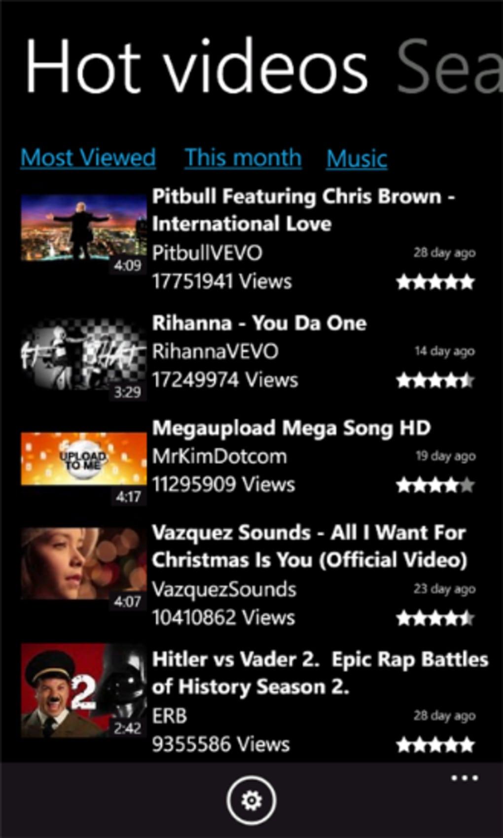 Youtube : Télécharger logiciel Youtube pour Windows ...