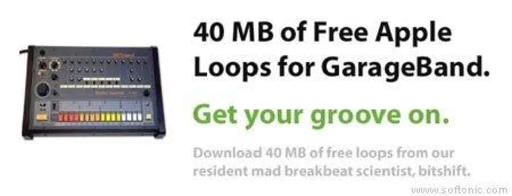 GarageBand Loops by Bitshift Audio for Mac - Download