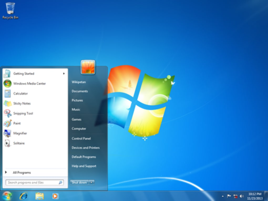 update xp to windows 7 free download