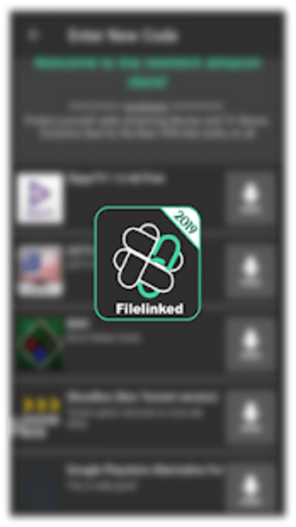 FileLinked Codes Droidadmin 2019 for Android - Download