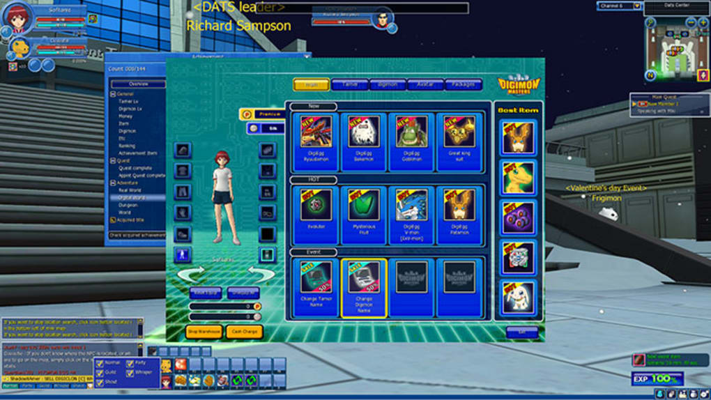 digimon masters online download steam
