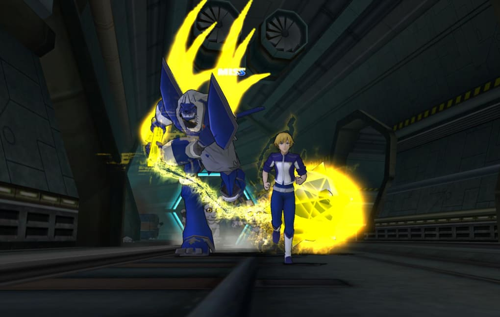 Digimon Masters Online - Download