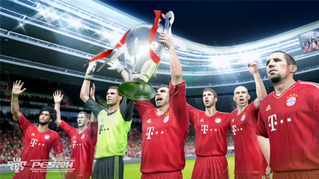 PES 2014 Patch - Download