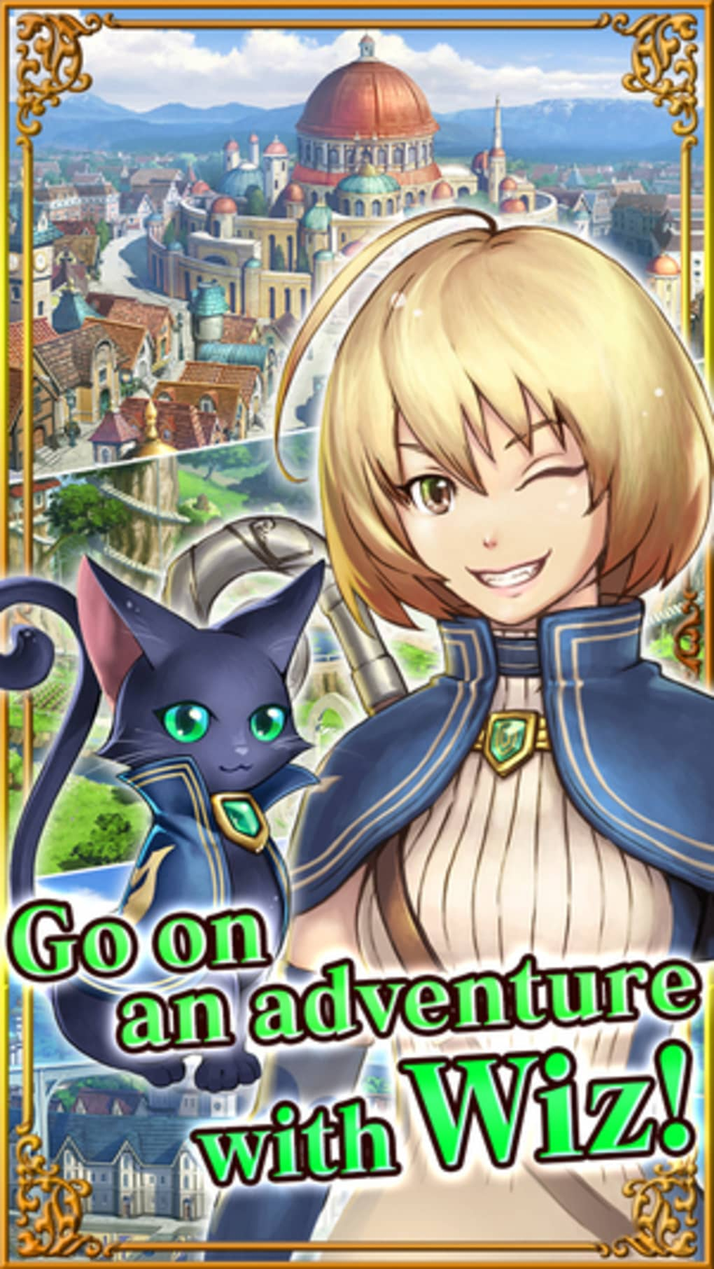 Quiz Rpg The World Of Mystic Wiz For Iphone Download