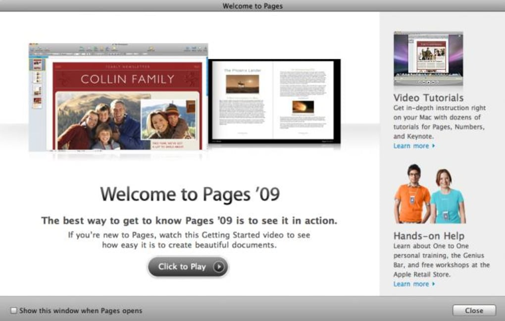 iWork for Mac - Download