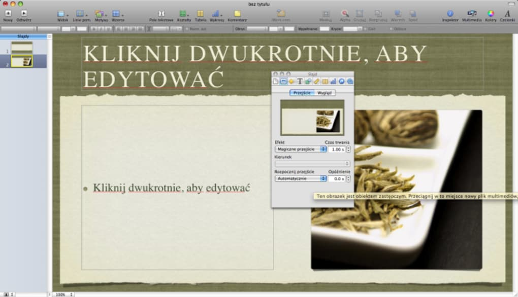 iWork na Mac - Download