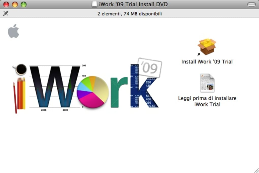 iWork per Mac - Download