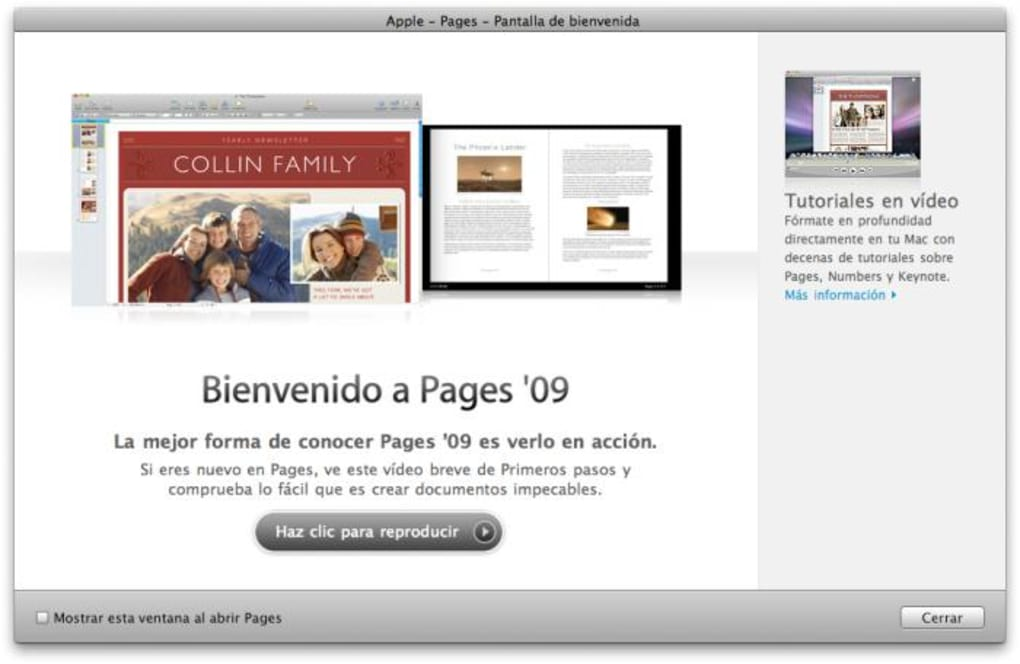 iWork para Mac - Descargar