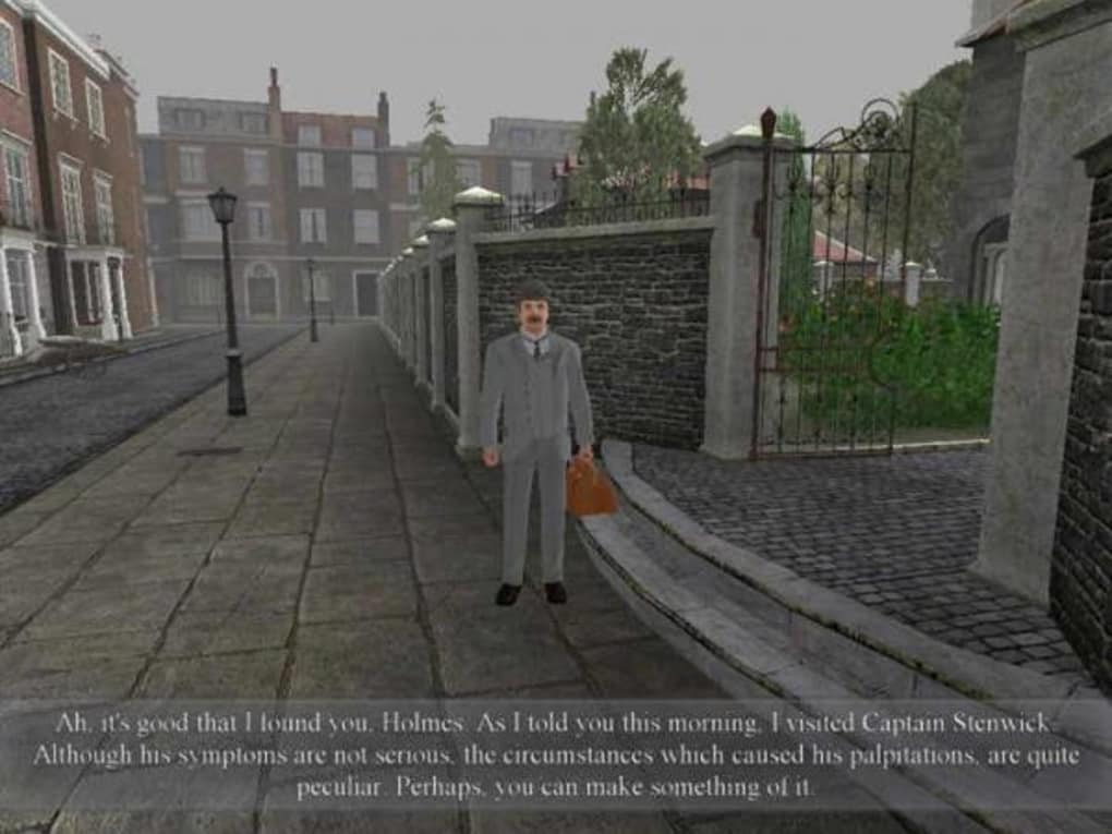 Sherlock Holmes: The Awakened - Download
