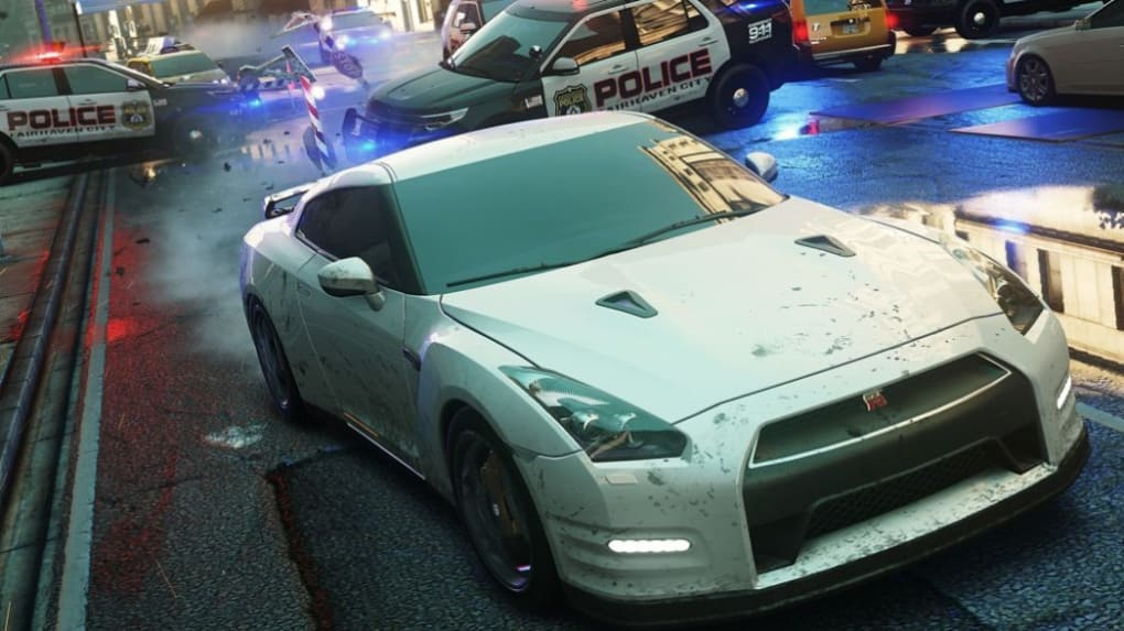 need for speed most wanted free download softonic