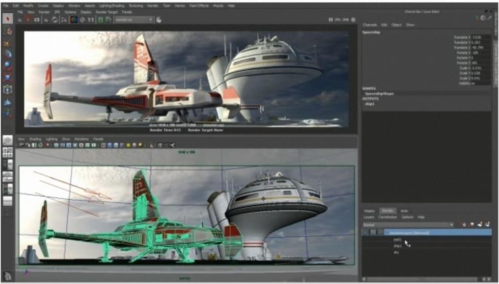 Autodesk Maya for Mac - Download