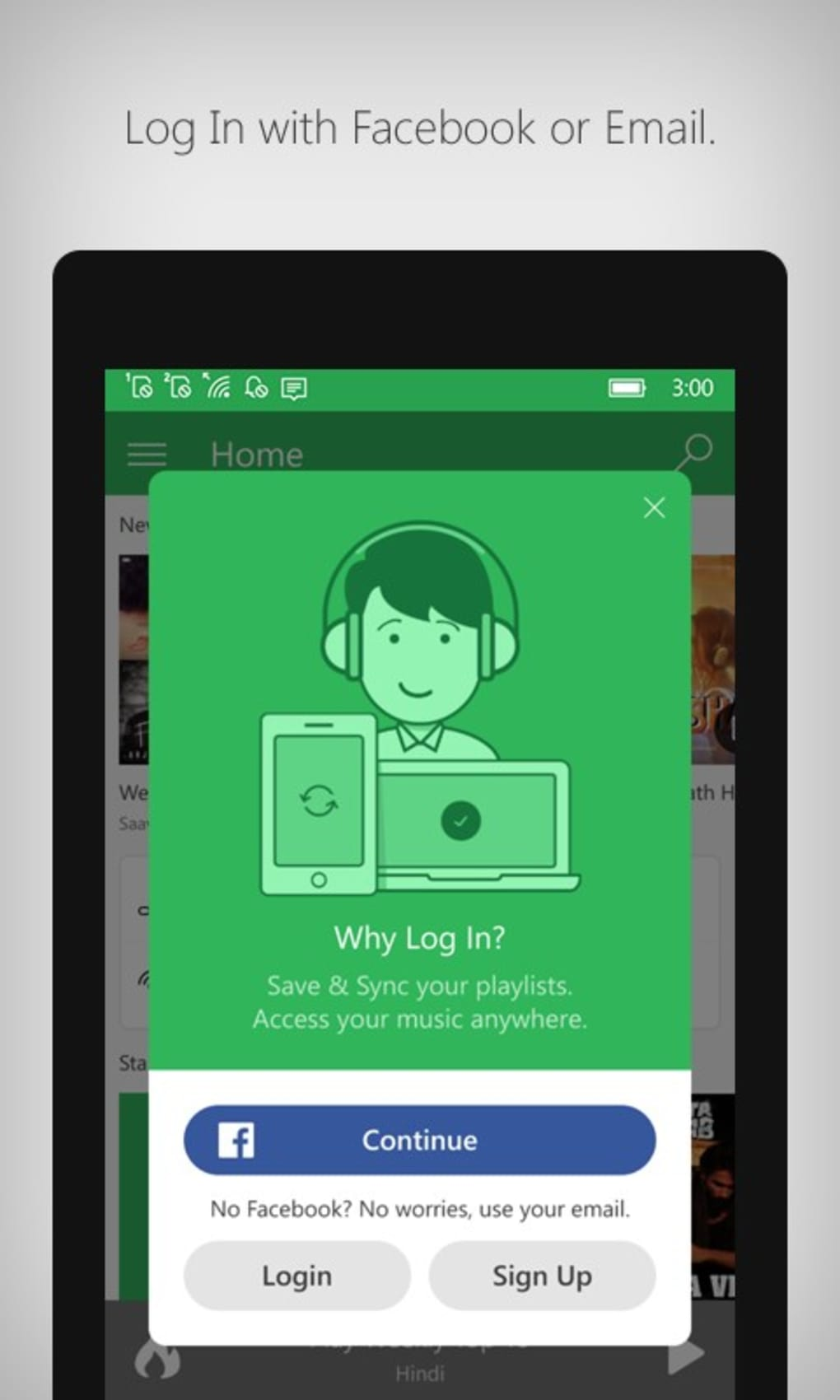 Download music app saavn for laptop softonic