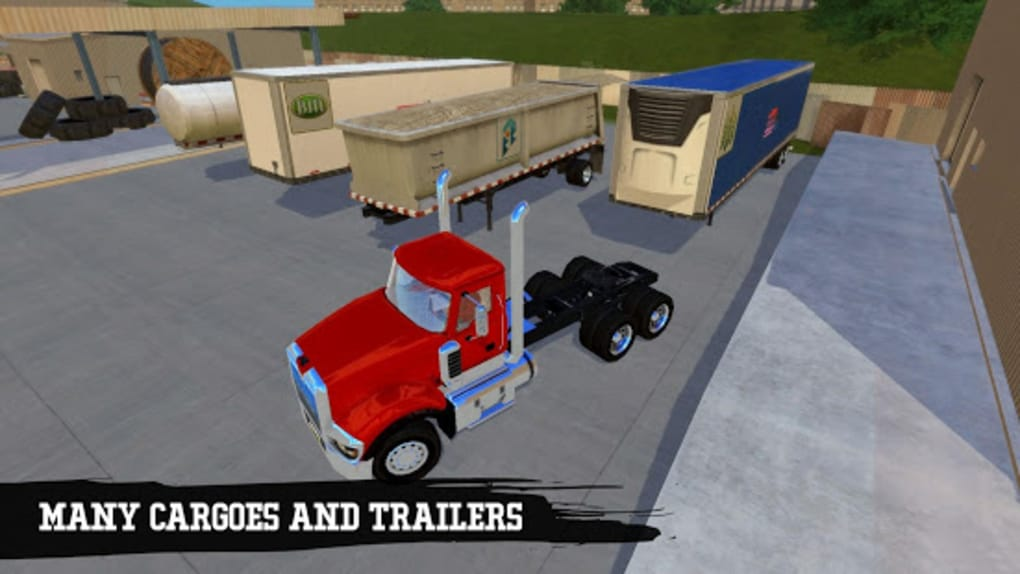 Truck Simulation 19 for Android - Download