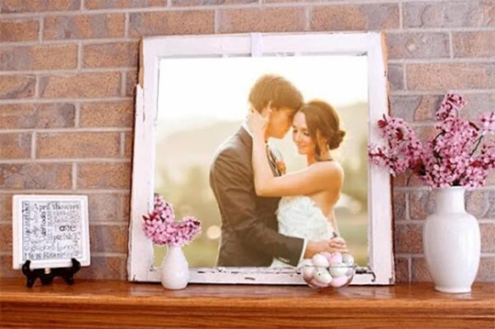 Romantic Love photo frames for Android - Download