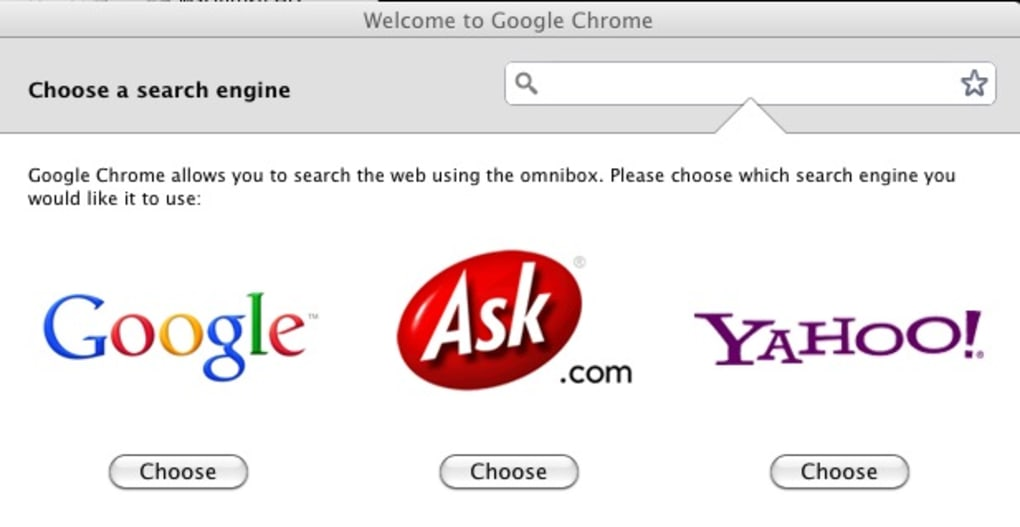 Google Chrome for Mac - Download