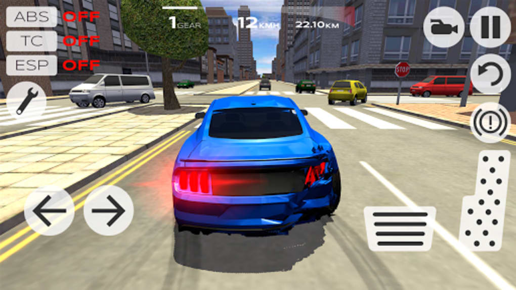 Extreme Car Driving Simulator Game Online