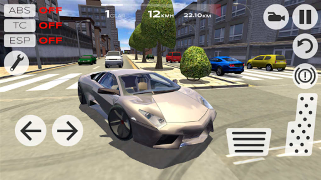 Extreme Car Driving Simulator for Android - Download