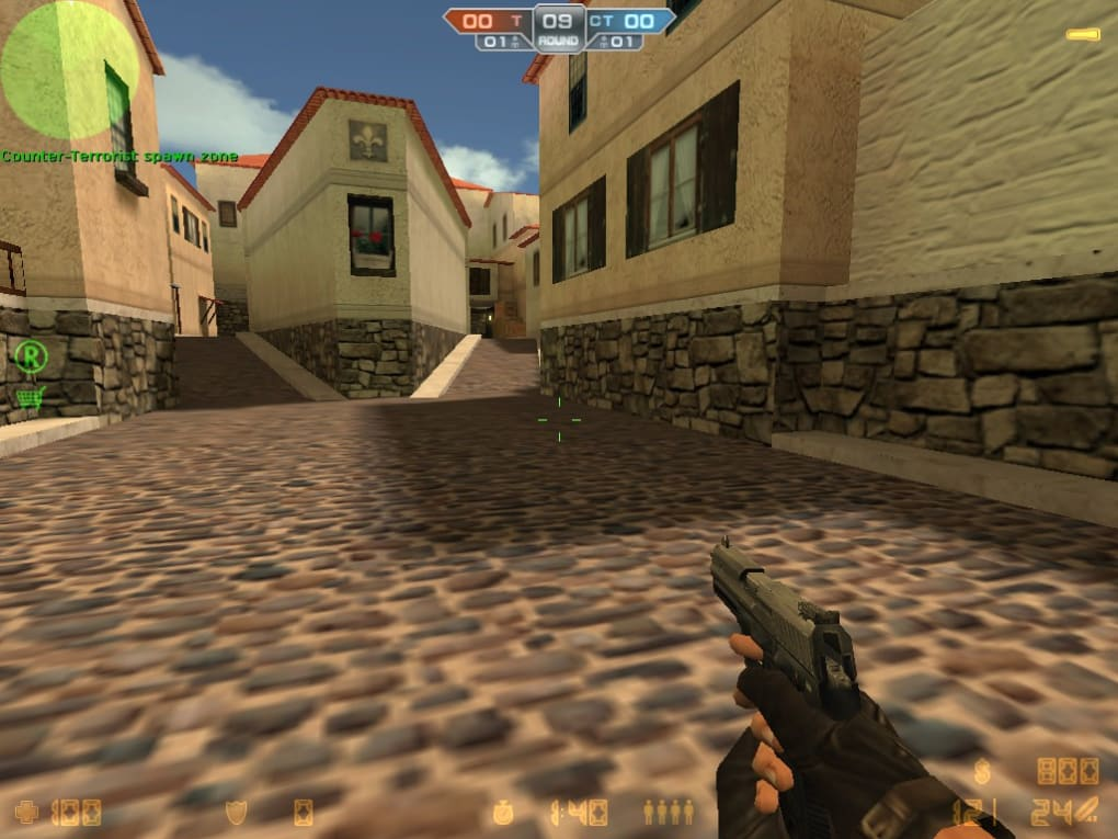 demo jouable counter strike