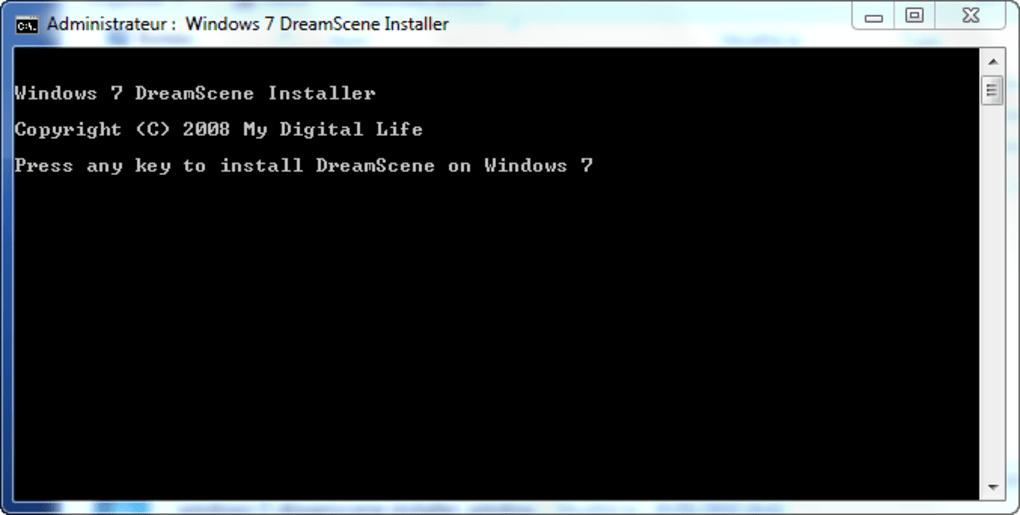 windows 7 dreamscene installer 1