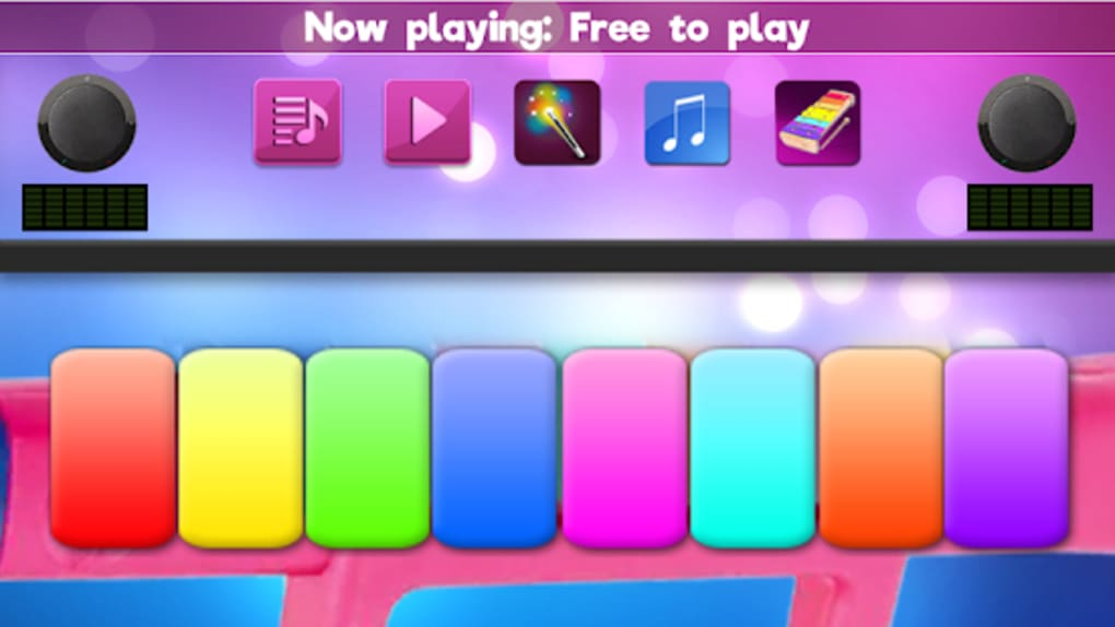 Colorful Instrument Simulator Piano Drum Guitar for Android - Download