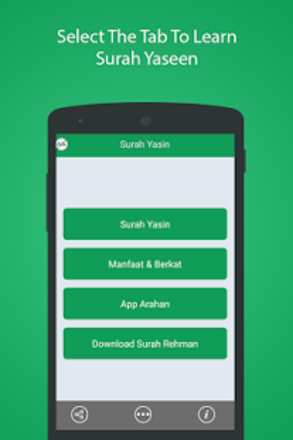 Surah Yasin Urdu Translation for Android - Download