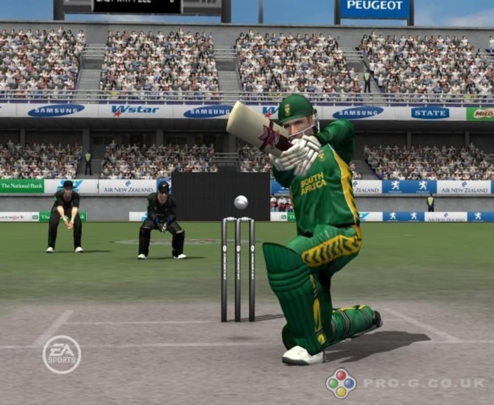 cricket games for pc free download full version 2007