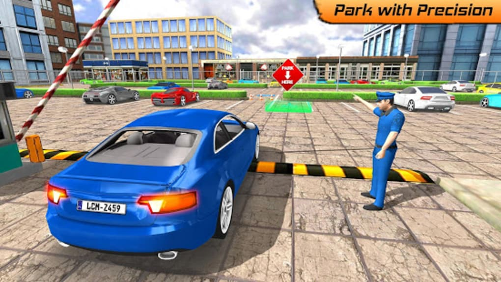 Car Parking Driver 3d For Android Download