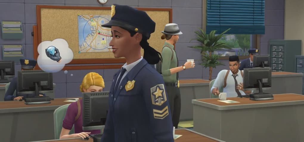 The Sims 4: Get to Work! - Download