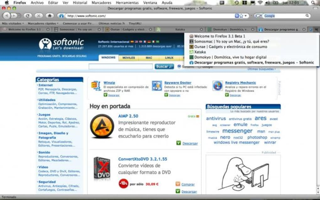 A multi-platform web browser with open source code