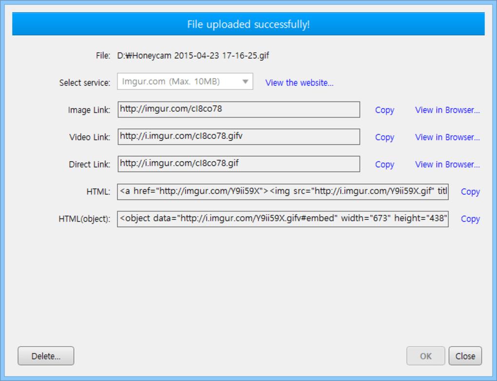 Honeycam Gif Maker Download