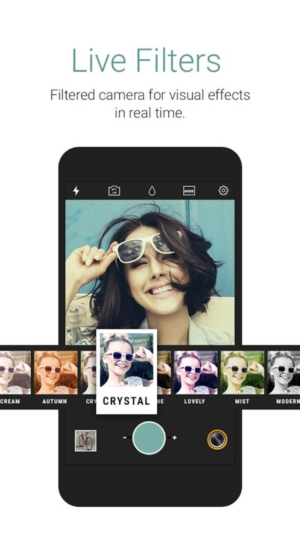 cymera gratuit pour android