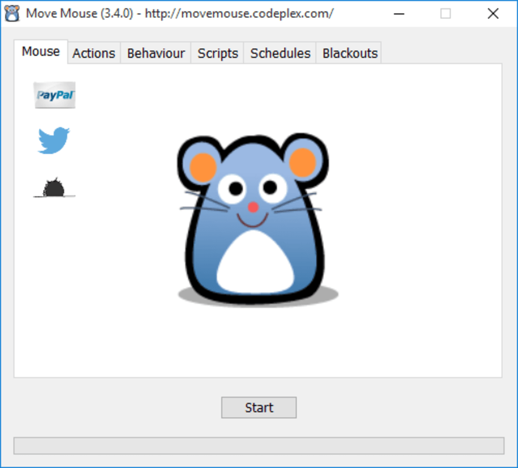 keep mouse moving avoid timeouts