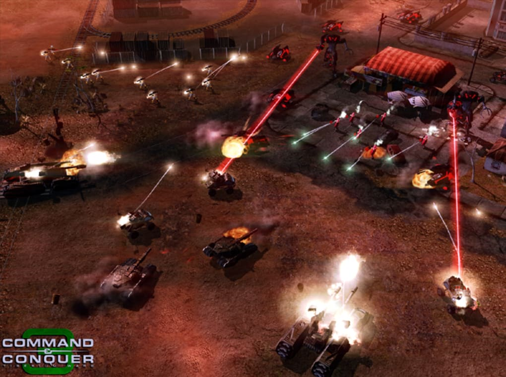 command and conquer 3 les guerres du tiberium gratuit