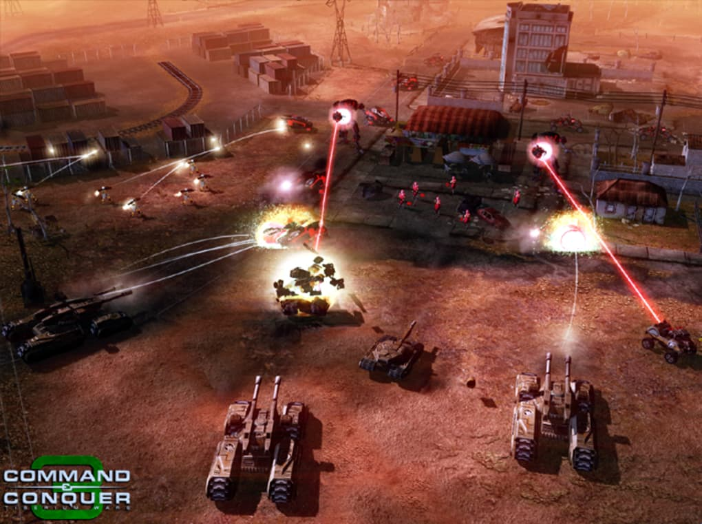 Command and conquer mac download