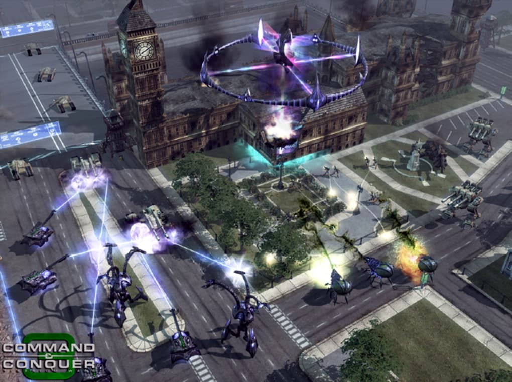 command and conquer 3 les guerres du tiberium