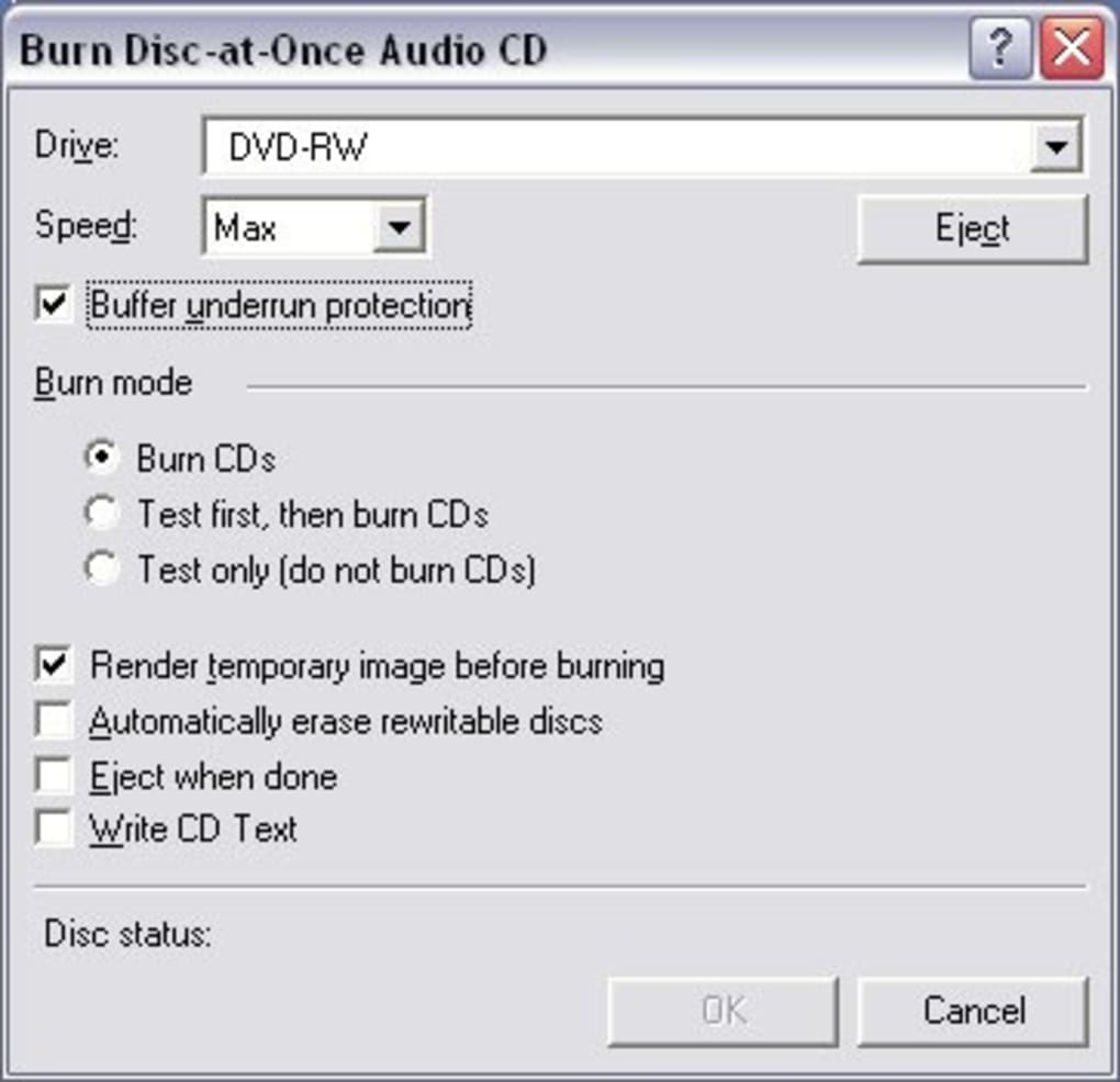 Sony CD Architect Download Software