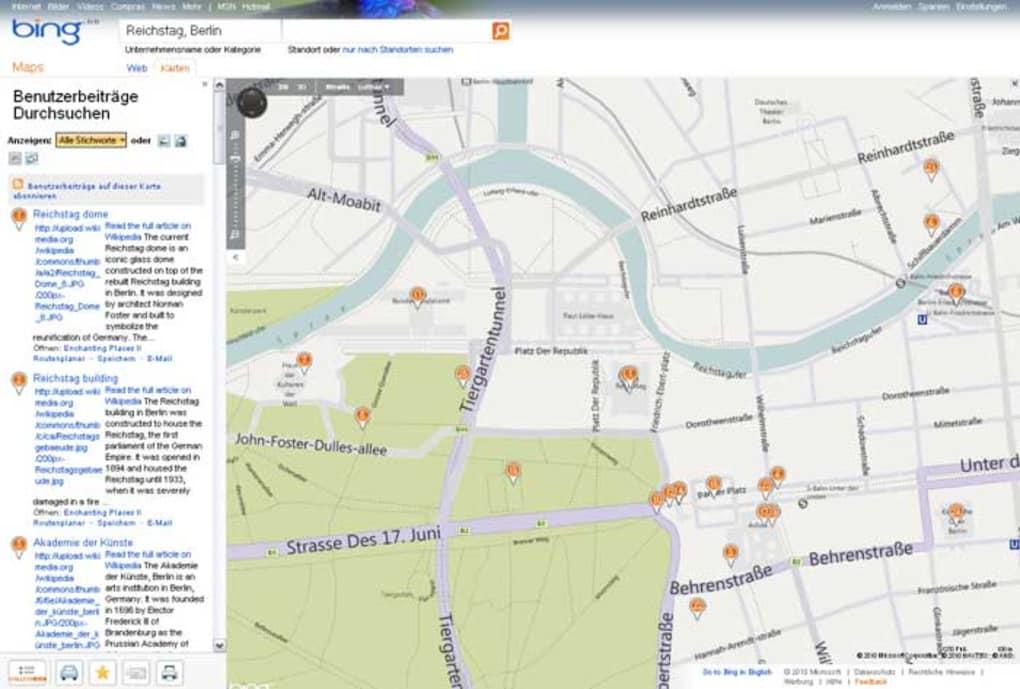 Bing Download Deutsch Kostenlos