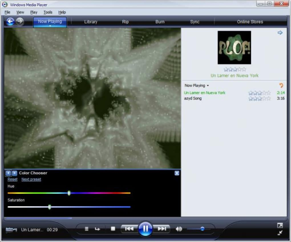 windows media player 11 gratis kioskea