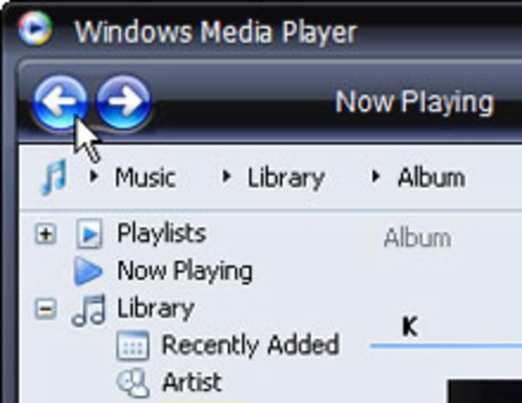 Windows Media Player 11 (Windows) - Download