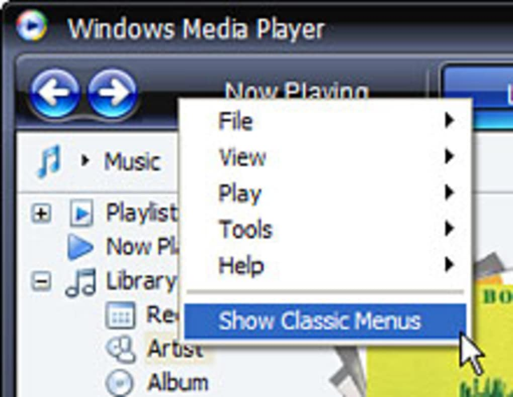 Windows Media Player 11 (Windows) - Download