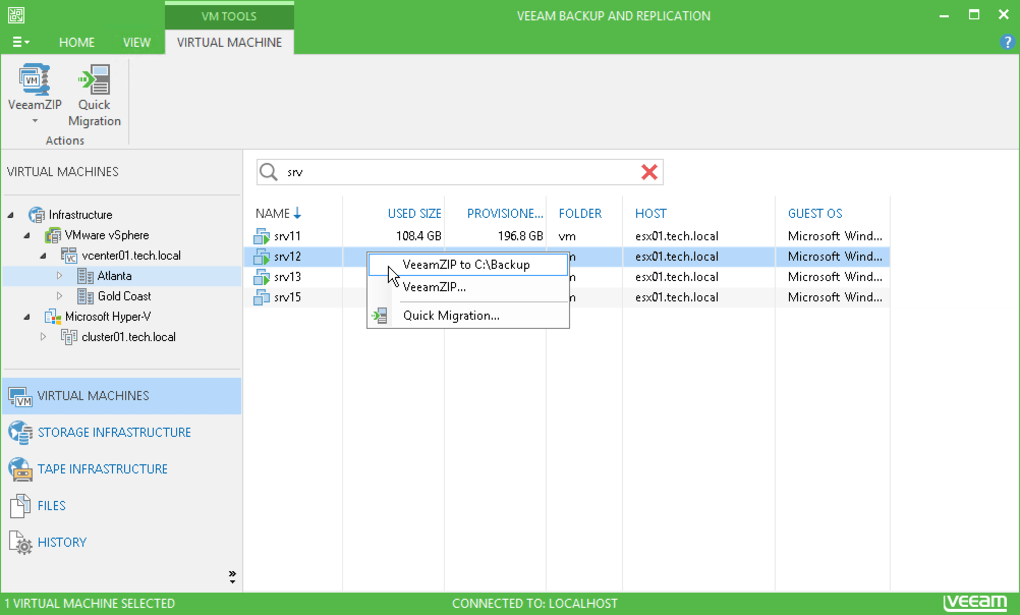 Veeam Backup Free Edition - Download