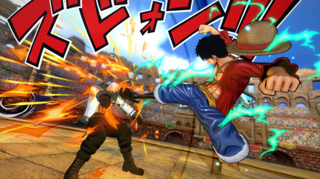 ONE PIECE BURNING BLOOD - Download