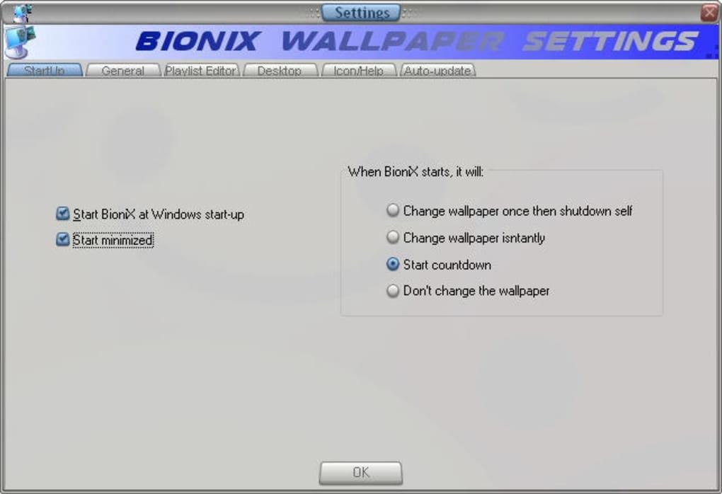 BioniX Wallpaper 1 5 Screenshots