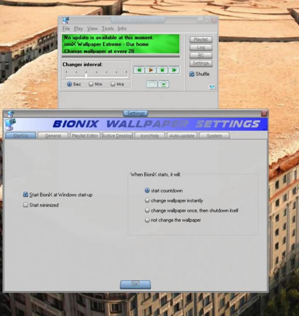 Bionix Wallpaper Télécharger