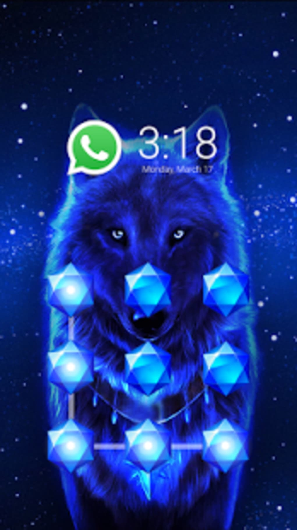 Wolf CM Security Theme