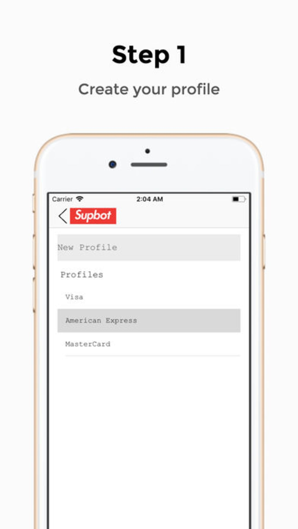 Supbot for iPhone - Download