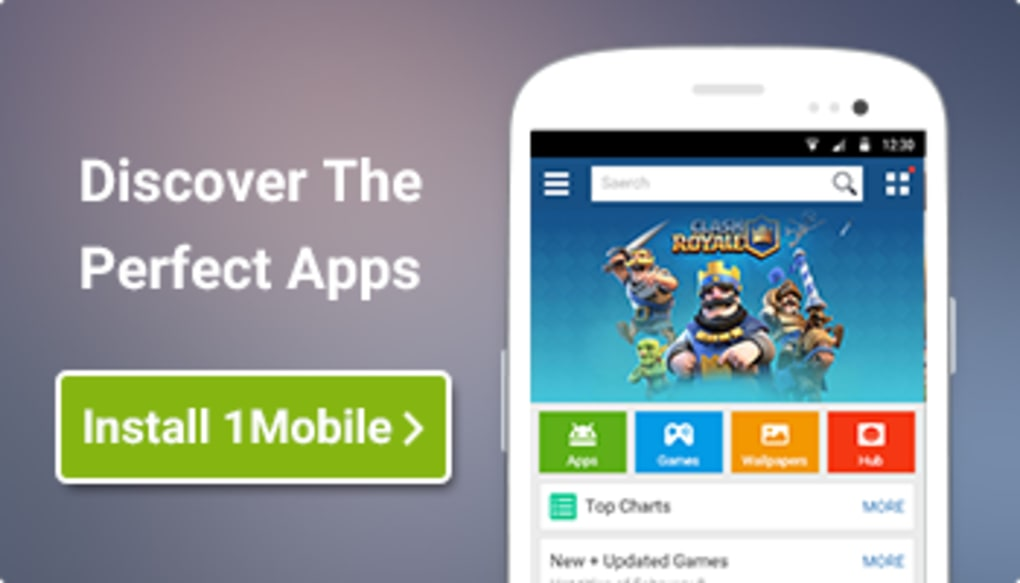 1Mobile Market for Android - Download