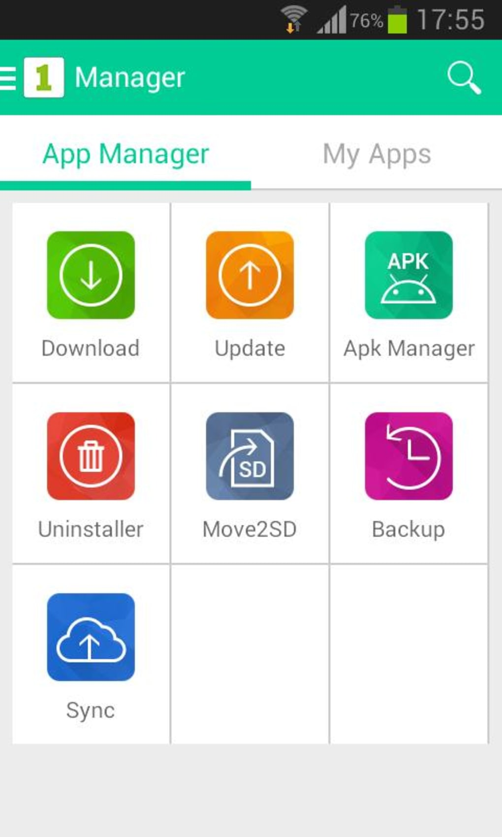 1Mobile Market App - Free Store of Android Apps and Games