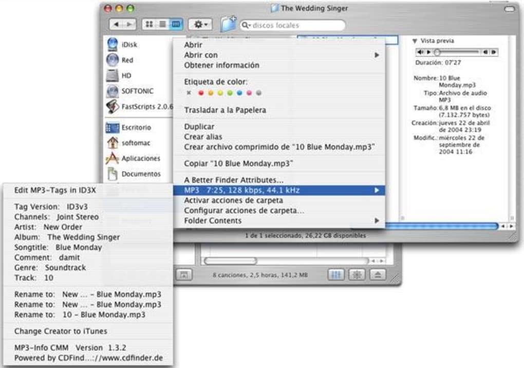 Mp3 Info Cmm For Mac Download